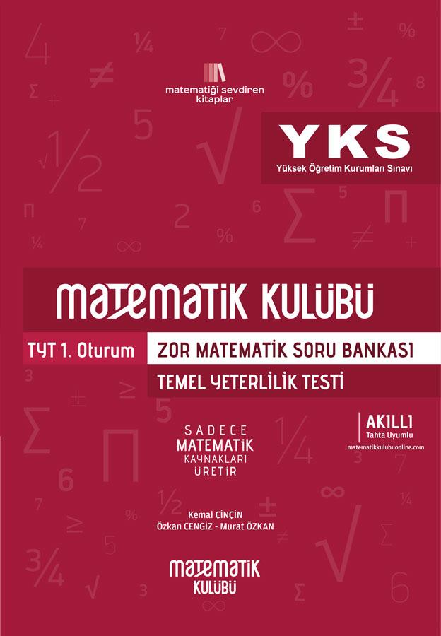 YKS-TYT Zor Matematik Soru Bankası